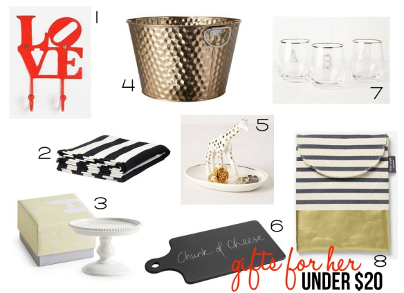 Gift Guide Under $20
