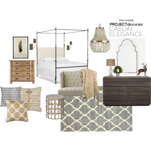 project decorate polyvore set