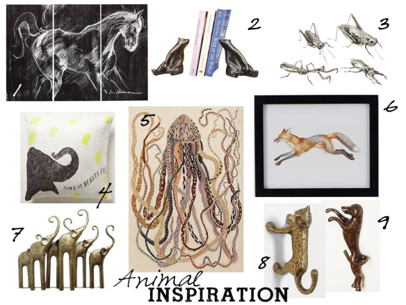 Animal Art Board 2